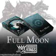 Werewolf Full Moon Deck Bicycle Playing Cards Poker Size USPCC Special Edition