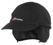 Berghaus Windstopper Mountain Cap Medium RRP £32.50 Hat Fleece Windproof