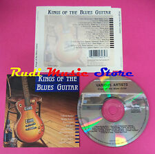 CD Kings Of The Blues Guitar Compilation ERIC CLAPTON MUDDY no mc vhs dvd(C39)