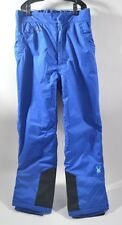 2010 GIRLS SPYDER MIMI INSULATED SNOWBOARD PANTS $100 16 blue USED 3 TIMES