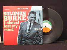 Solomon Burke - I Almost Lost My Mind on Clarion Records 607 Stereo