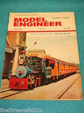 MODEL ENGINEER - MODEL GAS ENGINE - MAY 1 1963 VOL 129 #3224