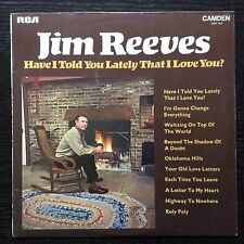 Jim Reeves - Have I Told You Lately That I Love You? LP (1969)