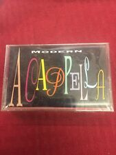 New Sealed Modern Acappela A Capella Cassette Music National Anthem