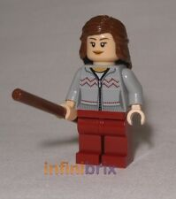 Lego Hermione Granger from set 10217 Diagon Alley Harry Potter BRAND NEW hp121