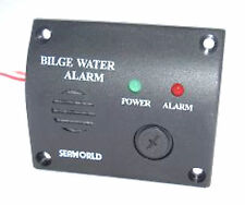 Bilge water alarm panel Marine Boat SEAWORLD  12v illuminated   10-10710