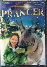 PRANCER (DVD, 2001) NEW