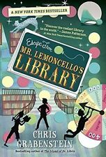 Escape from m. limoncello's library, chris Grabenstein