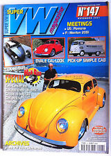 Super VW Magazine n°147; Spécial Hot Rod