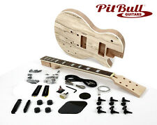 Pit Bull Guitars LP-1SP Electric Guitar Kit (bolt-on neck) (P-90 Pickups)