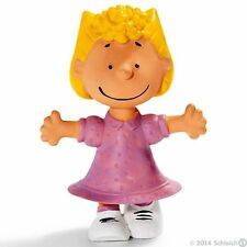 SNOOPY SCHLEICH-S 2015 / 2016 PEANUTS SALLY BROWN FIGURA IN GOMMA  22009