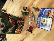 6599 LEGO Town Divers SHARK ATTACK 100% complete - vintage