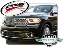 2017 Dodge Durango 3M Scotchgard Paint Protection Film Clear Bra Deluxe Kit