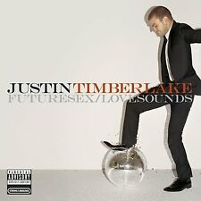 Justin Timberlake - FutureSex/LoveSounds (2006) CD NEW