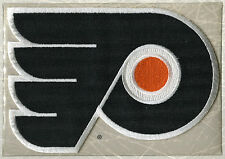 1974 PHILADELPHIA FLYERS OFFICIAL NHL HOCKEY TEAM THROWBACK PATCH WILLABEE WARD