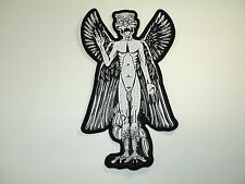 PAZUZU EMBROIDERED BACK PATCH