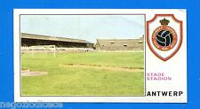 FOOTBALL 1976 BELGIO -Panini Figurina-Sticker n. 34 - ANTWERP STADIO -Rec