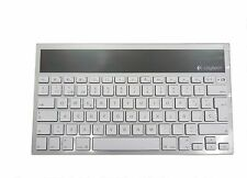 New OEM Logitech K760 Wireless Bluetooth Solar Keyboard For Mac iPad iPhone