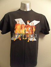 Wayne Static X 2003 Band Concert Large Giant Licensed T Shirt Wisconsin Death
