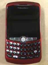 Red BlackBerry Curve 8320 Unlocked GSM Smartphone AT&T T-Mobile