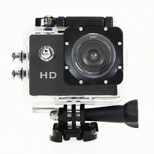 "2.0"" 12MP HD 720P Car Sports Action Underwater 30M Camera Camcorders Mini DV"