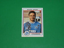 N°232 HUGHES RC STRASBOURG MEINAU PANINI FOOT 93 FOOTBALL 1992-1993