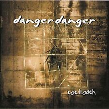DANGER DANGER - Cockroach - AOR-MHR  rare 2-CD-Issue/SEALED/TED POLEY/PAUL LAINE