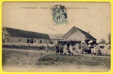 cpa 37 - La CHARLERIE par HOMMES (Indre et Loire) MAISON de VACANCE du CHÂTEAU