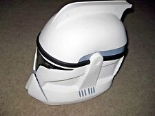 Star Wars Clone Trooper Helmet 2002 Rubies Child Mask AOTC Attack of The Clones