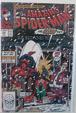 Amazing Spider-Man #314 Copper Age Marvel Comic- 1980s - McFarlane Art