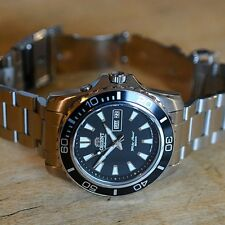 ORIENT FEM75001BW. Mako XL. Automatic watch.-20 ATM. Diver. New!