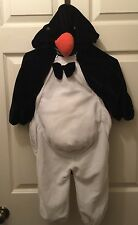 Disney Store RARE Mary Poppins PENGUIN Halloween Costume 18-24 Months Toddler