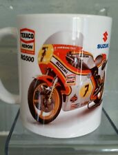 Texaco Heron TEAM SUZUKI RG 500 Barry Sheene FABERGE 'Brut 33 Tazza