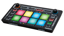 RELOOP NEON Pad Controller for Serato DJ 8x Touch Drum Pads RGB USB bus-powered