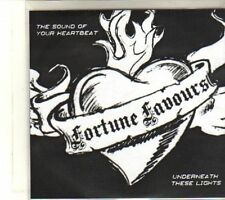 (DT10) Fortune Favours, The Sound Of Your Heartbeat - 2007 DJ CD