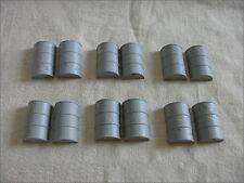 1/20 scale model resin barrels fuel oil drums ship sf3d kit