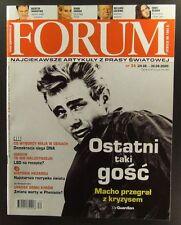 JAMES DEAN mag.FRONT cover Pearl Jam,Quentin Tarantino,Diane Kruger,Ch.Waltz