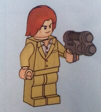 LEGO 76046 Lex Luthor Minifigure(only) NEW