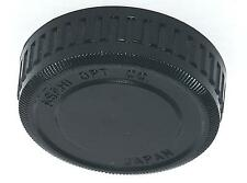Used  original  Asahi Pentax K bayonet   rear  camera  Lens cap , made in Japan
