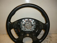 Jaguar X TYPE 2.0D DURATORQ 2003 STEERING WHEEL WITH STEREO & CRUSIE CONTROLS