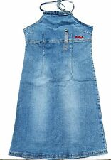 Esprit Girls Jeans Dress Mädchen Kleider size 164 14 years new