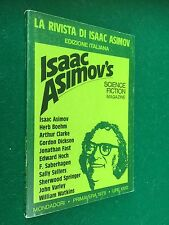 LA RIVISTA DI ISAAC ASIMOV n.1 (1978) SCIENCE FICTION , Clarke Hoch Dickson