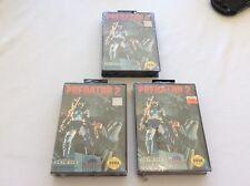 Predator 2 II (Sega Genesis 1992) RARE BRAND NEW AND SEALED