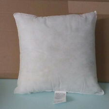 """Pillow Form Insert Square Hypo-Allergenic 18"""" x 18"""" (1) *New*"""