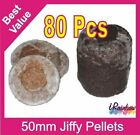 Jiffy-7 Coir Pellets Round 50mm x 80 - Great for Propagation & Seedling