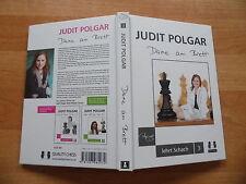 Judit Polgar: Dame am Brett Quality Chess deutsche Erstausgabe 2016 Schlußband