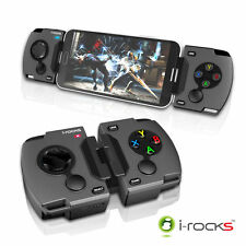 i-Rocks G01 Bluetooth Game Pad for Android/iOS/PC (Black)