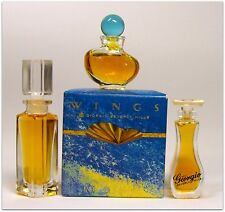 GIORGIO BEVERLY HILLS Mini perfume collection 3 UNITS for women