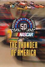 NASCAR: The Thunder of America, 1948-1998 NASCAR, Lewis, Andy Hardcover