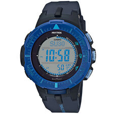 Casio Protrek PRG-300-2 PRG-300 Sunrise/Sunset Time Display Watch Brand New